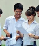 Đề thi tốt nghiệp và đáp án môn Ngữ văn năm 2013 - Hệ Giáo dục thường xuyên