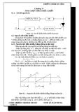 Đề tài về ' Thiết kế chỉnh lưu cầu 3 pha điều kiển tốc độ động cơ điện một chiều kích từ độc lập ' Chương 4