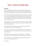 Kính vạn hoa (Nguyễn Nhật Ánh) - Tập 22 TẤM HUY CHƯƠNG VÀNG