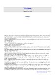 Kính vạn hoa (Nguyễn Nhật Ánh) - Tập 12 Tiền Chuộc