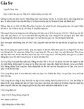 Kính vạn hoa (Nguyễn Nhật Ánh) - Tập 42 Gia Sư