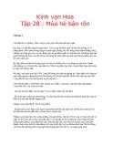 Kính vạn hoa (Nguyễn Nhật Ánh) - Tập 28 Mùa hè bận rộn