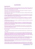 Kính vạn hoa (Nguyễn Nhật Ánh) - Tập 33 Họa Mi Một Mình