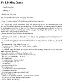 Kính vạn hoa (Nguyễn Nhật Ánh) - Tập 16 Ba Lô Màu Xanh