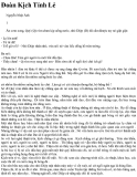 Kính vạn hoa (Nguyễn Nhật Ánh) - Tập 39 Đoàn Kịch Tỉnh Lẻ
