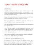 Kính vạn hoa (Nguyễn Nhật Ánh) - Tập 35 TRÚNG SỐ ĐỘC ĐẮC