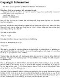 Kính vạn hoa (Nguyễn Nhật Ánh) - Tập 5 Xin lỗi mày Tai To