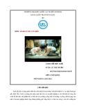 Đề tài: Phân tích chương trình quảng cáo bột giặt OMO qua truyền hình của công ty Unilever Việt Nam