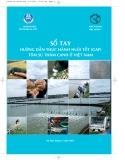 Hướng dẫn thực hành nuôi tôm tốt tôm sú thâm canh ở Việt Nam
