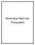 Huyền thoại Thiếu Lâm (Trung Quốc)