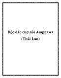 Độc đáo chợ nổi Amphawa (Thái Lan)