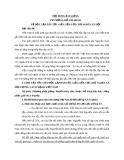 Tài liệu TƯ TƯỞNG HỒ CHÍ MINH VỀ ĐỘC LẬP DÂN TỘC GẮN LIỀN VỚI CHỦ NGHĨA XÃ HỘI