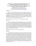 """BÁO CÁO """" SINH HỌC CỦA TÔM NƯỚC NGỌT MACROBRACHIUM IDAE (HELLER, 1862) Ở ĐẢO PHÚ QUỐC, VIỆT NAM THE BIOLOGY OF THE FRESHWATER PRAWN """""""