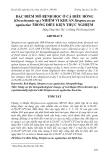 """BÁO CÁO """" Trường Đại học Cần Thơ  ĐẶC ĐIỂM MÔ BỆNH HỌC Ở CÁ ĐIÊU HỒNG (Oreochromis sp.) NHIỄM VI KHUẨN Streptococcus agalactiae TRONG ĐIỀU KIỆN THỰC NGHIỆM """""""