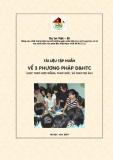 Tài liệu tập huấn về ba phương pháp dạy và học tích cực