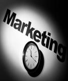 Lý thuyết nhập môn Marketing căn bản - Trần Hồng Hải