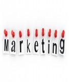 Bài giảng marketing căn bản -  ĐH Công Nghiệp Tp. Hồ Chí Minh
