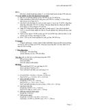 Tham khảo; Bài tập môn thuế