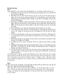 Bài tập tổng hợp kế toán ngân hàng thương mại