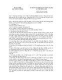 ĐỀ THI TUYỂN SINH HỆ LIÊN THÔNG ĐẠI HỌC KỲ THI THÁNG 5/2012