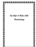 Sự thật về Bản chất Marketing