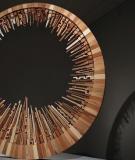 Ấn tượng thành phố làm từ gỗ