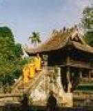 Tìm hiểu Điêu khắc cổ Việt Nam