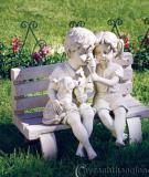 Vườn Cảnh với nghệ thuật điêu khắc