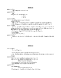 Đề thi môn toán tuyển sinh vào lớp 10 trường chuyên số 38