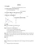 Đề thi môn toán tuyển sinh vào lớp 10 trường chuyên số  86
