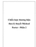 Chiến lược thương hiệu theo lý thuyết Micheal Porter - Phần 2