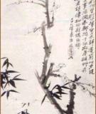 Tứ quân tử: Mai, Lan, Cúc, Trúc trong tranh TQ