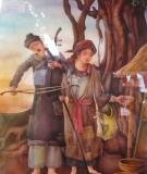 Nghệ nhân Phạm Hồng Vinh và niềm đam mê tranh kính