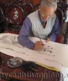 Lão nghệ nhân quyết giữ mãi nghề tranh Đông Hồ