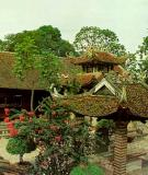 Đình Chèm - Nét kiến trúc nghệ thuật cổ kính ở Bắc Bộ