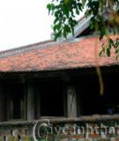 Kiến trúc xanh – Cách tiếp cận từ bài học kiến trúc truyền thống Việt Nam