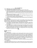 Đề thi có đáp án môn Luật Đất đai năm 2013