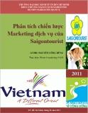 Thuyết trình: Phân tích chiến lược Marketing dịch vụ của Saigontourist