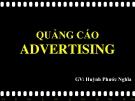 QUẢNG CÁO  ADVERTISING
