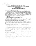 Đề thi HSG tỉnh Bến Tre lớp 12 năm 2010 môn Tin học