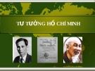 Câu hỏi về Tư tưởng Hồ Chí Minh