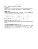 THI THỬ ĐẠI HỌC NĂM 2012 -2013 Môn thi: LỊCH SỬ ĐỀ 8