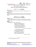 ĐỀ THI THỬ ĐẠI HỌC, CAO ĐẲNG NĂM HỌC 2012 – 2013 (LẦN I) MÔN: NGỮ VĂN - KHỐI C & D ĐỀ 3