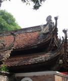 Mái cong của kiến trúc Việt