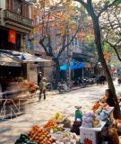Quyến rũ nét không gian kiến trúc Hà Nội