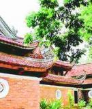 Tìm hiểu kiến trúc cổ truyền Việt Nam