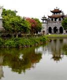 Kiến trúc đình chùa Việt trong nhà thờ đá Phát Diệm