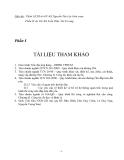 Phần II:  GIÁM SÁT CÔNG TÁC TRẮC ĐỊA X.D CÔNG TRÌNH ĐƯỜNG
