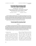 "BÁO CÁO "" NON-FARM EMPLOYMENT AND HOUSEHOLD INCOME:  A CASE STUDY OF HANOI'S PERI-URBAN AREAS """