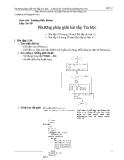 Phương pháp giải bài tập Tin học